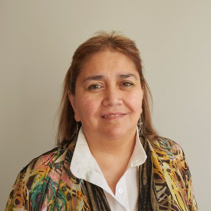 Monica Ruíz, Manager, in Antarctica21's Administration Department