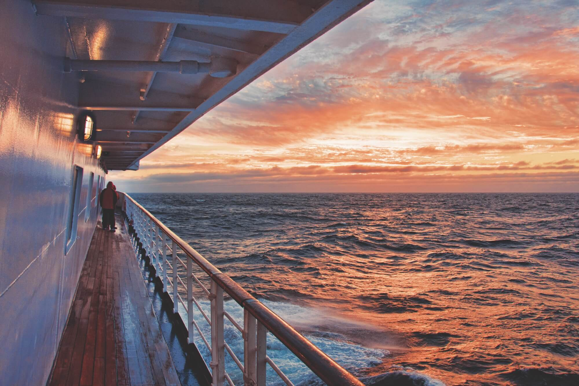 Image of 5 Tips for Keeping Well on Your Expedition Cruise