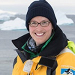 Sandra Walser, Cruise Manager, Historian and Naturalist, in Antarctica21's Expedition Team
